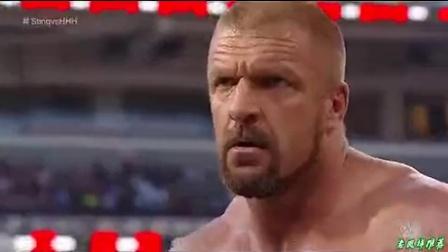 美国职业摔跤 WWE摔角狂热31 Sting vs Triple H个人恩怨赛 高清