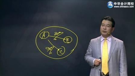2015注册会计师培训《会计》中华会计网校高志谦强化班视频02