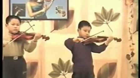 一天一次培训小提琴老师周游忻州小提琴培训
