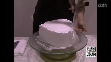 刘清蛋糕培训学校的心胚制作过程