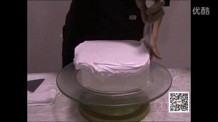 刘清蛋糕培训学校方胚的制作过程(上)