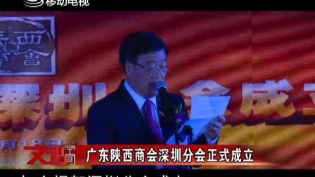 深圳电视台报道深圳陕西商会成立