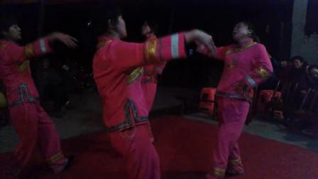 长阳榔坪撒叶儿荷、、社坪村民俗文化艺术团表演