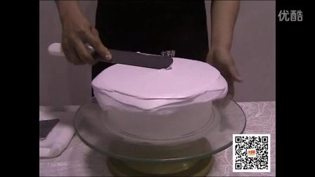 刘清蛋糕培训学校直胚的制作过程