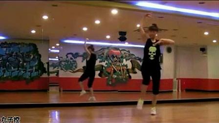 【丸子控】PSY - 江南Style 舞蹈教学2 (镜面分解)