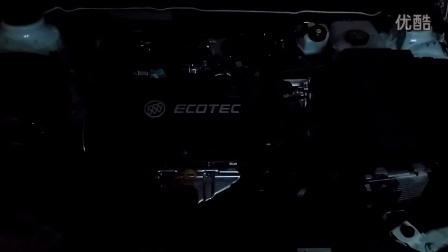 2015款君威1.6T精英发动机舱声音