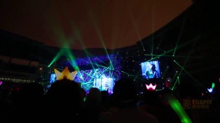 歌迷必备:陈奕迅2015长沙演唱会 全程前排超清 原色摄影