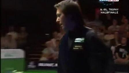 火箭奥沙利文创史上最快抢6比赛-2006被爱尔兰杯半决赛