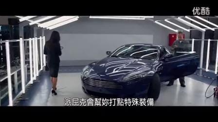 《女间谍》台湾正式版中文预告片 杰森·斯坦森、裘德·洛搞笑颠覆SPY_20151020