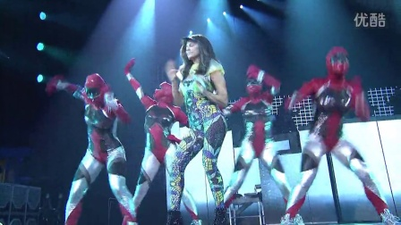 The Black Eyed Peas - My Humps (The E.N.D. World Tour 2010)