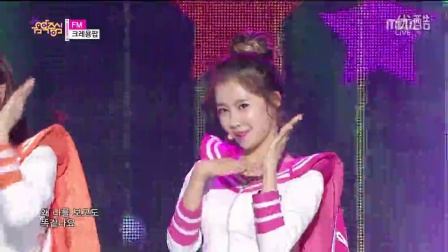 Crayon Pop _ FM @ 150411 MBC Music Core 1080p