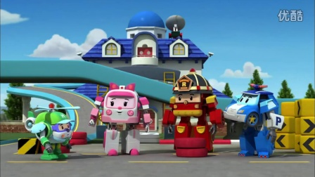 [ROBOCAR POLI][S1] 11.Where are you going, Cleany