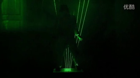 激光舞视频W