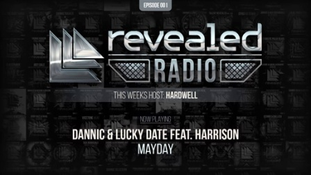 Revealed Radio #001 - Hosted by Hardwell