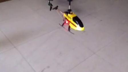 飞机视频表演