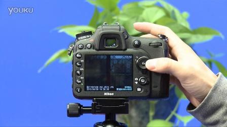 尼康D7200 数码单反操作教程——照片预览与删除(跟我学摄影)