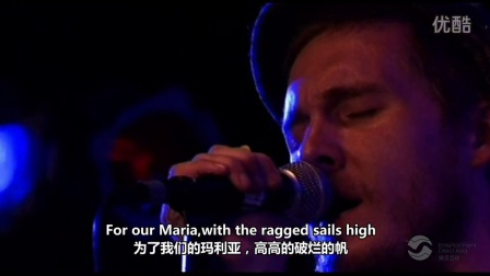 Angry Johnny and the Radio-The Gaslight Anthem【环球百场-Moshcam】