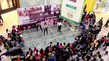 【皇后舞蹈】sugar free舞蹈MV现场版 【郑州皇后舞团爵士舞】