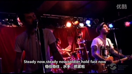 I Could'a Been A Contender-The Gaslight Anthem【环球百场-Moshcam】