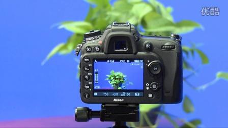 尼康D7200 数码单反操作教程——视频录制跟我学摄影)