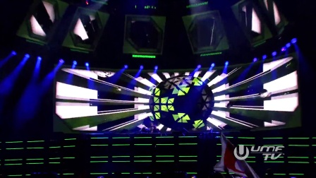 Hardwell live at Ultra Music Festival 2015