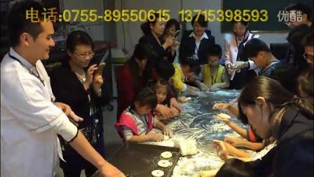 深圳三和西点蛋糕学校【DIY亲子活动】