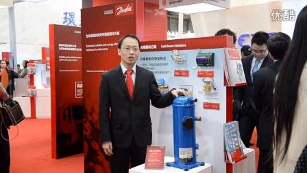 丹佛斯商用冷冻压缩机之冷库应用