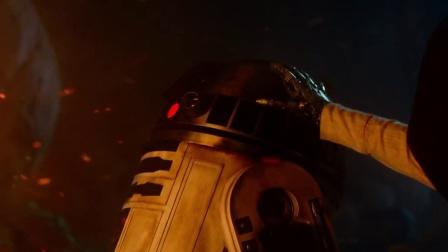 《星球大战:原力觉醒》全新第二款预告大首播
