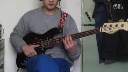 【Bass Cover】 C'mon Girl