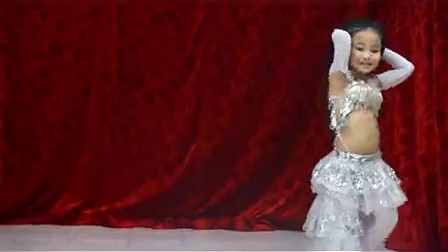 【52肚皮舞传媒】小壮妹 少儿肚皮舞 埃及娃娃