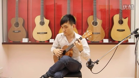 See You Again-纪念保罗-Furious 7 Ukulele Cover 罗翔Steven Law