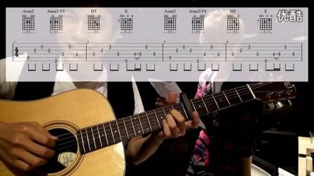 Kimberley - 愛你( 翻糖花園)片尾曲 (馬叔叔 吉他教室 115)_超清