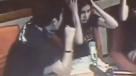 泰剧新美人计剧组电台(3),Sean&Esther 摸头&理妹子头发