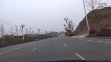 黔东南铜仁市松桃苗族自治县公路风光