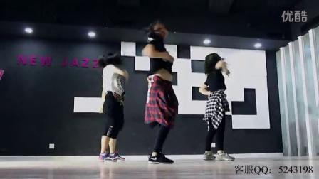 郑州龙舞天团爵士舞-教练班舞蹈《Tik Tok》