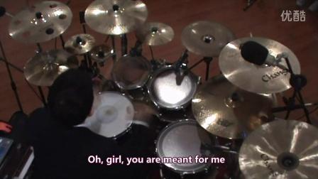 【Drum Cover】C.N.Blue:《Blind Love》-By:胡喆