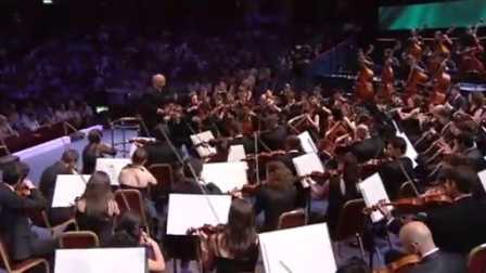 贝多芬第七交响曲 巴伦勃伊姆 Beethoven Symphony No. 7