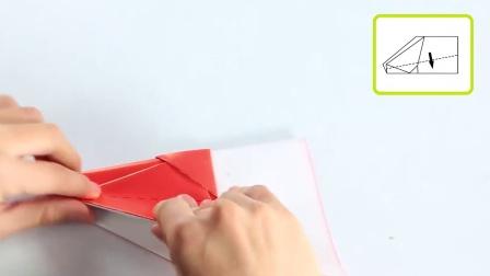 DIY电动纸飞机折法调试玩法介绍秘技