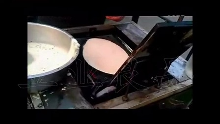 冰淇淋蛋卷机 全自动蛋卷机产能 自动蛋卷机