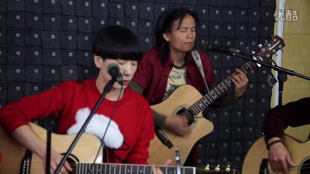 【日不落】阿涛三重奏VS喜儿 阿涛吉他 歌行日记