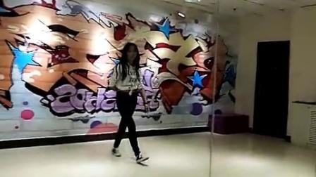 兰州爵士舞培训【HAPPY舞蹈工作室】杉杉个人秀NICY BOBY