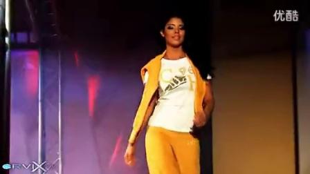 【wwefans2009】哥伦比亚内衣秀 Chamela A_高清