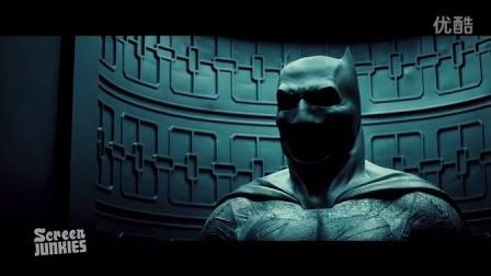 2016美国 动作 科幻大片--蝙蝠侠大战超人:正义黎明 配音吐槽版预告片