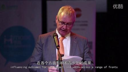 联合国人口基金驻华代表何安瑞发布《2014世界人口状况报告》