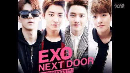 《我邻居是EXO》OST 边伯贤 - Beautiful