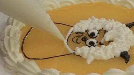 蛋糕裱花基础 蛋糕裱花基础视频