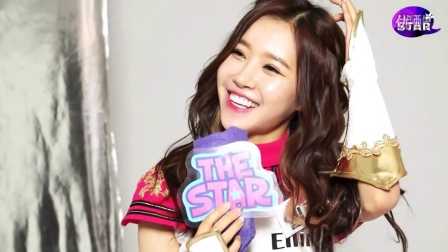Crayon Pop Ellin _ Interview @ 150423 TheSTAR 1080p