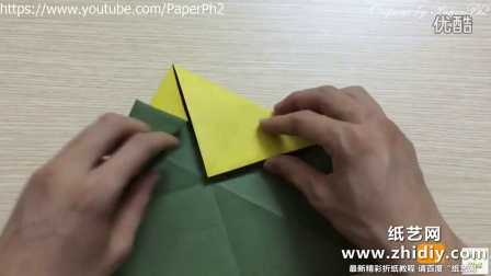 80.3.1 Tutorial-_How_to_make_Origami_Frog_cute_-_Ph_m_Ho_ng_H_i_by_PaperPh2
