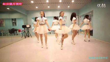 美女白色短裙伴舞MV鸳鸯泪-陈瑞、小多