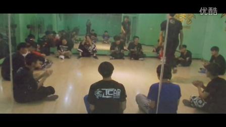 鬼鳯鬼步舞教学视频——前后连点(基础奔跑扩展)